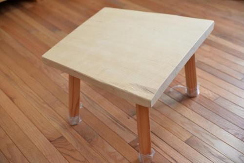 ヒバテーブル 12,000円